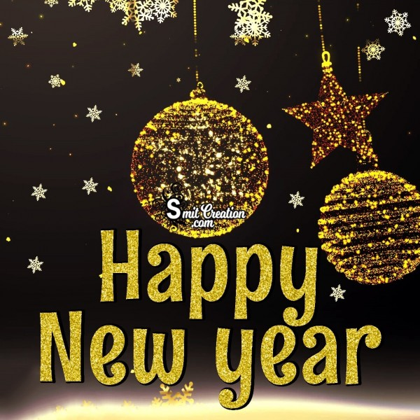 Happy New Year Sparkle