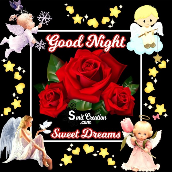 Good Night Sweet Dreams Anget