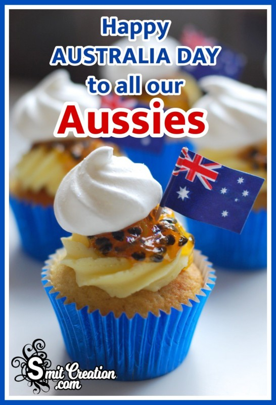 Happy Australia Day To All Our Aussies