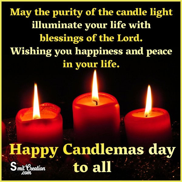 Happy Candlemass Day to All