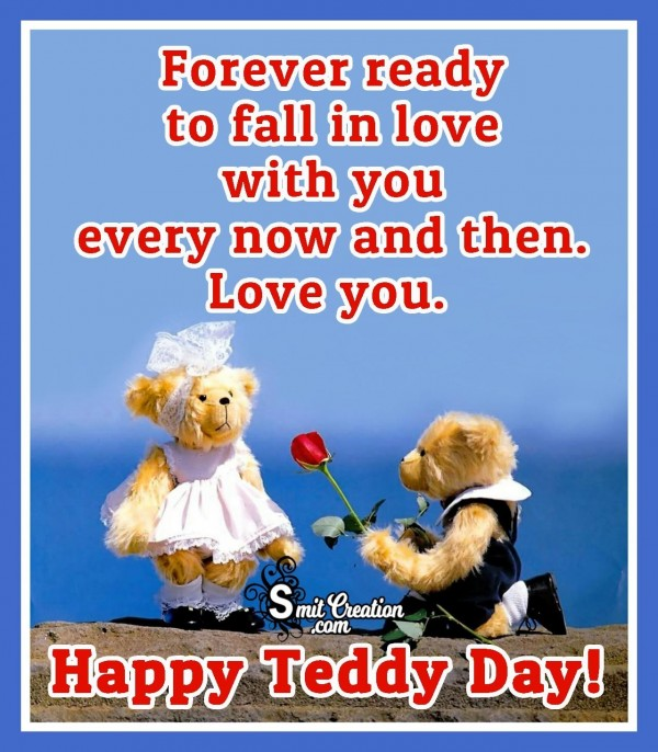 Teddy Bear Day Message