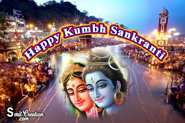 Happy Kumbha Sankranti Har Har Gange