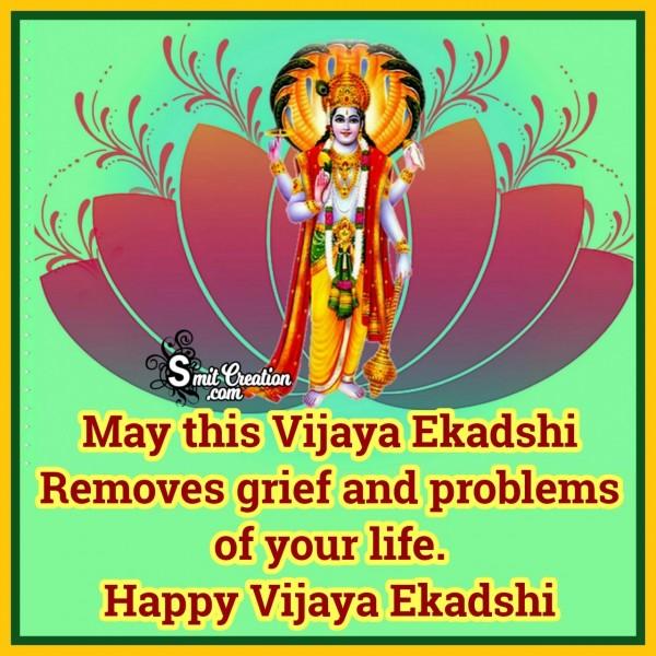 Happy Vijaya Ekadshi Wishes