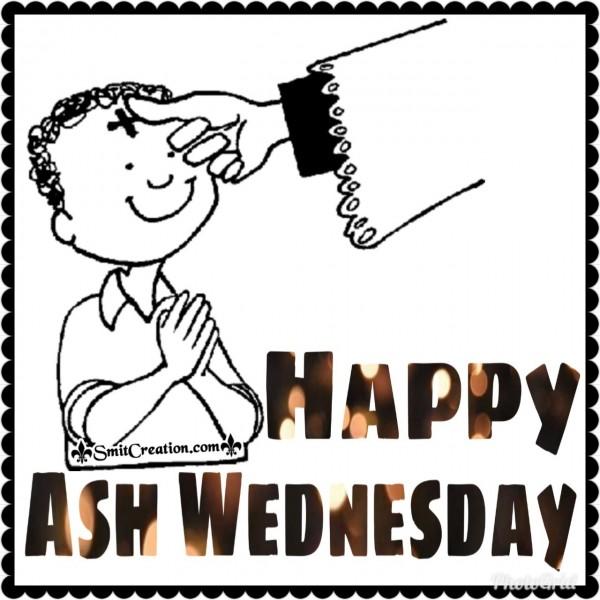 Happy Ash Wednesday!