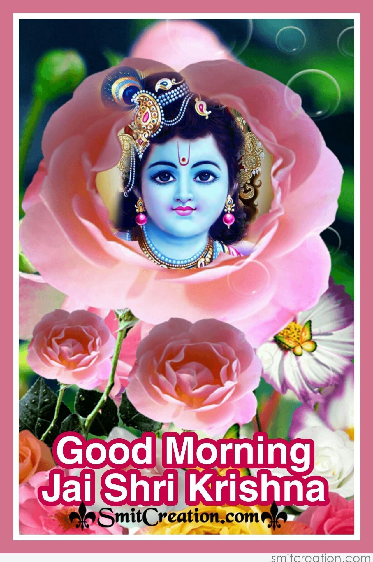 Bal Krishna Good Morning Pictures And Graphics Smitcreationcom