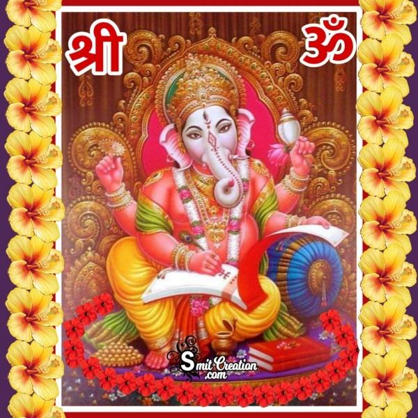 Decorative Ganesha