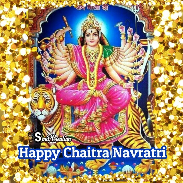 Happy Chaitra Navratri Greeting