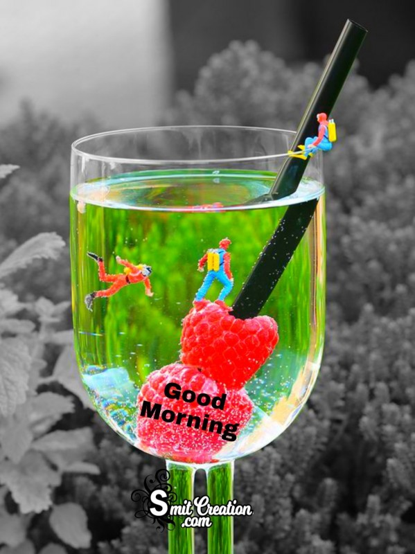 Good Morning Creativity