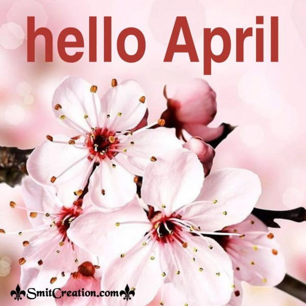 April Month Wishes