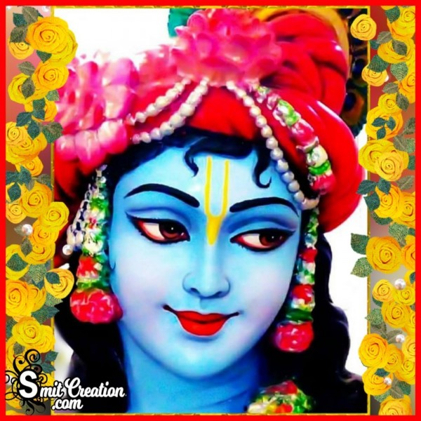 Krishna Elegant Photo