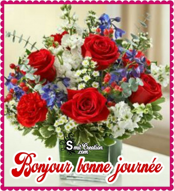 Bonjour Fleurs