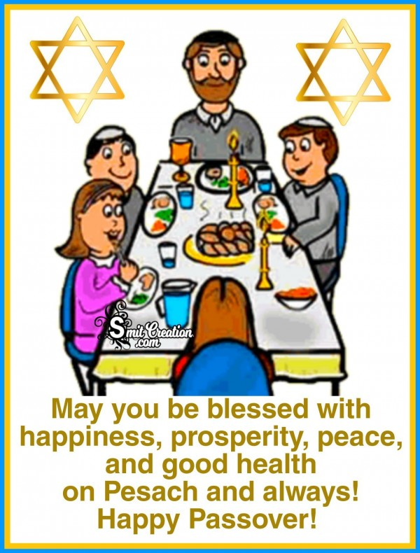 Have A Blessed Passover Day