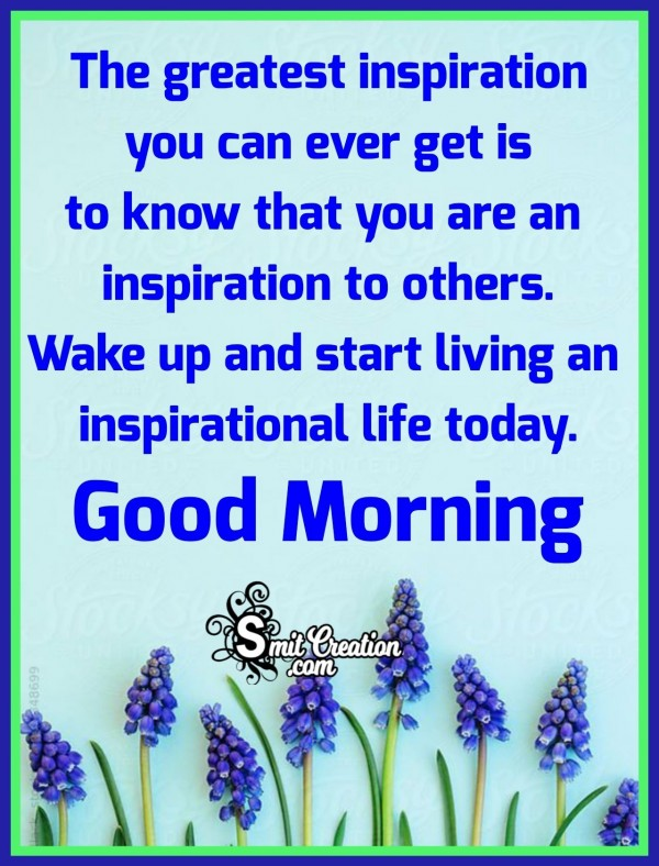 Best Good Morning Inspirational Messages Images