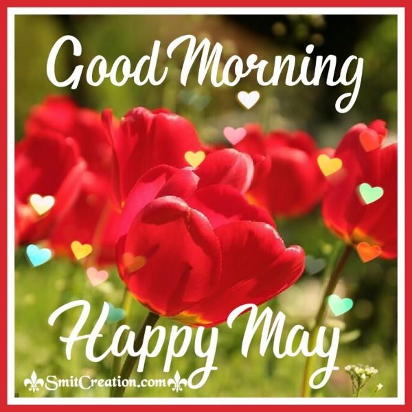 Good Morning Happy May
