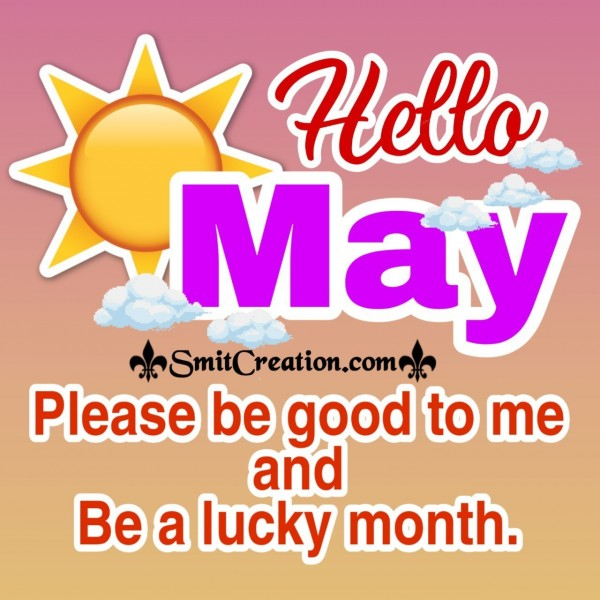 May Month Wishes