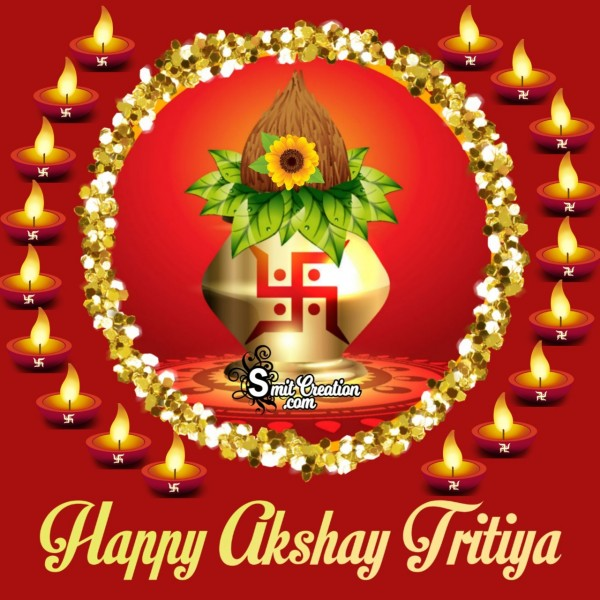 Happy Akshay Tritiya Dp Image