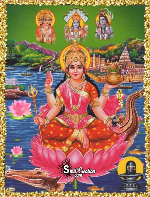 Shree Ganga Maa Stotram