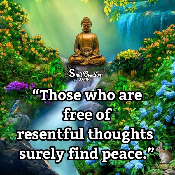Buddha Quote On Peace