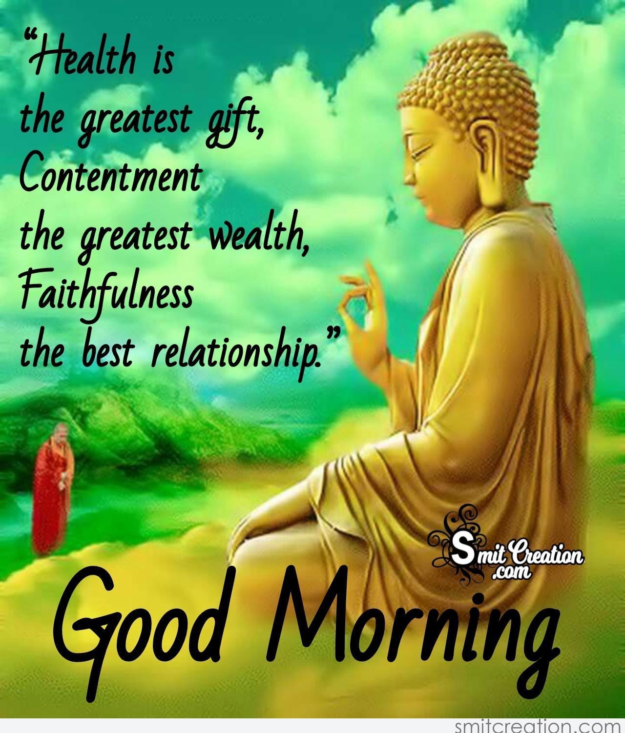 Good Morning Famous Buddha Quote Smitcreation Com