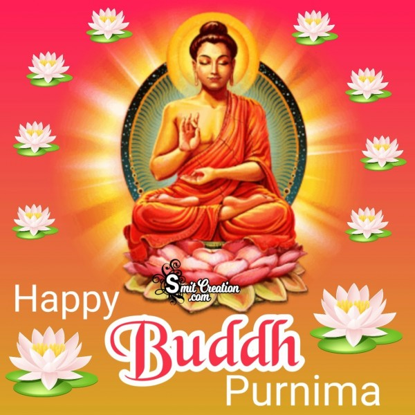 Happy Buddh Purnima Graphic