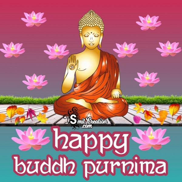 Happy Buddh Purnima Whatsapp Dp
