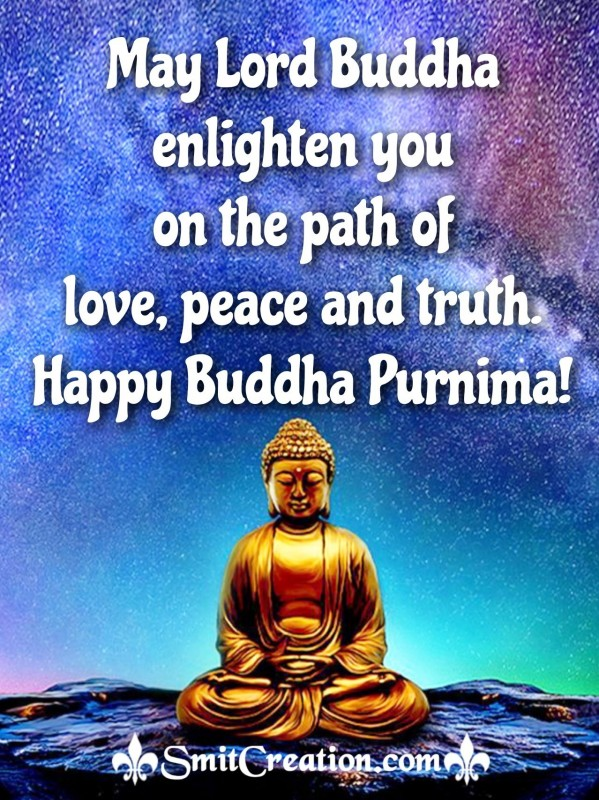 Buddha Purnima Wishes Message