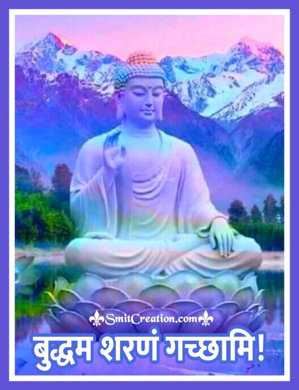 Buddha In Himalaya