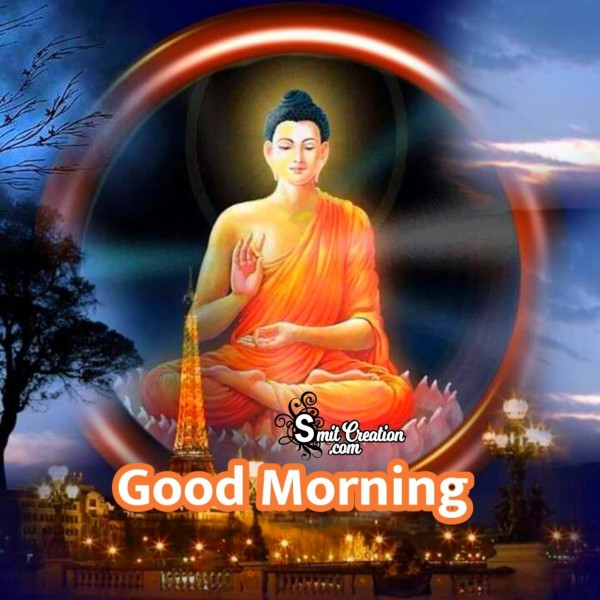 Good Morning Buddha
