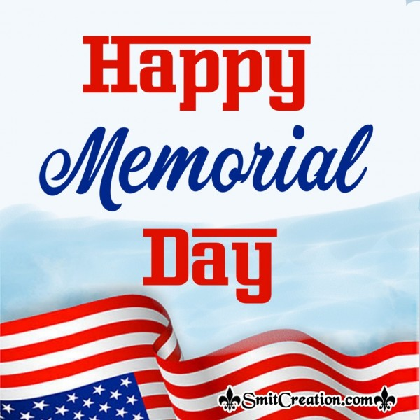 Happy Memorial Day Image