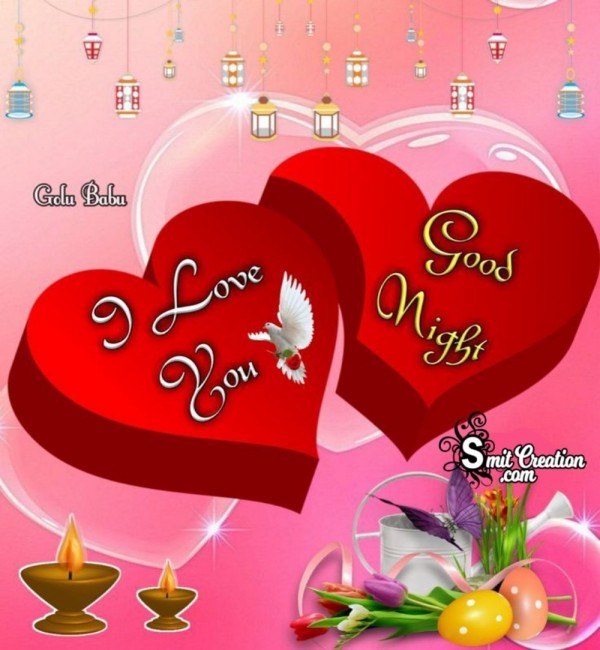 I Love You Good Night