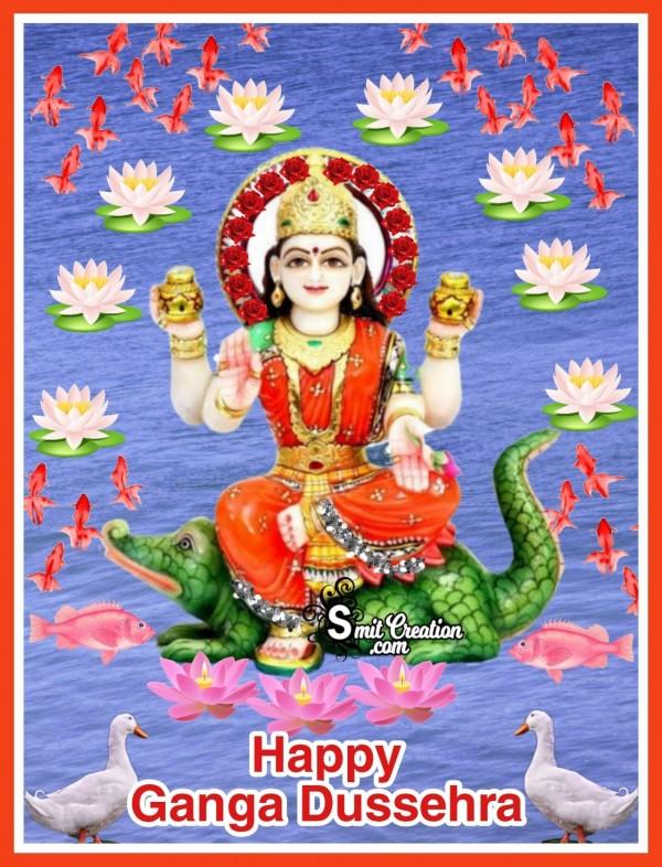 Happy Ganga Dussehra Pic