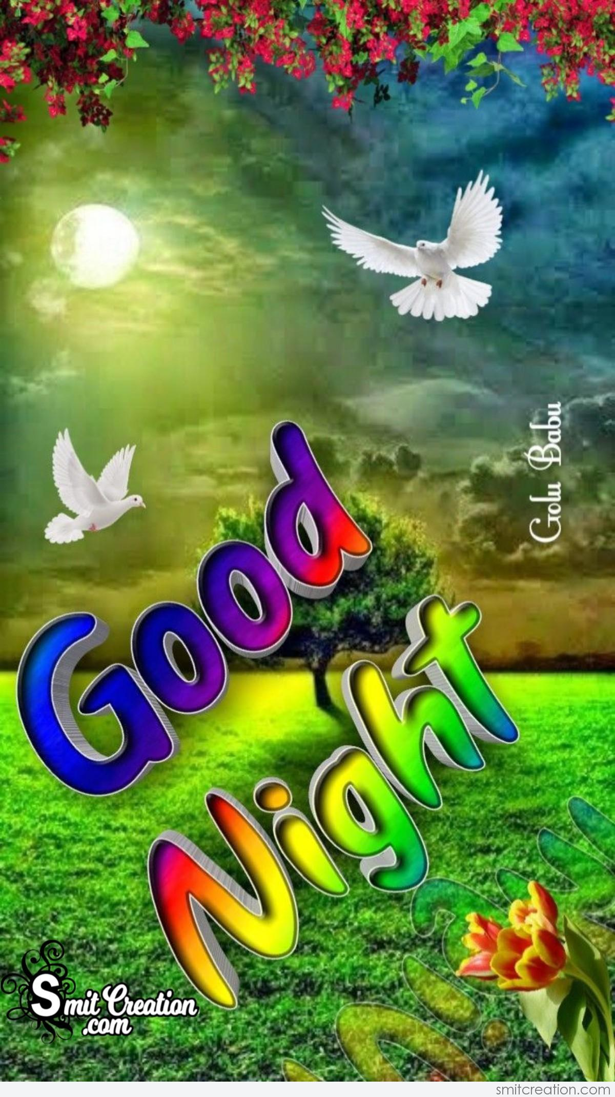 Good Night Pictures and Graphics - SmitCreation com