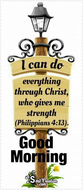 Good Morning Bible Inspiration