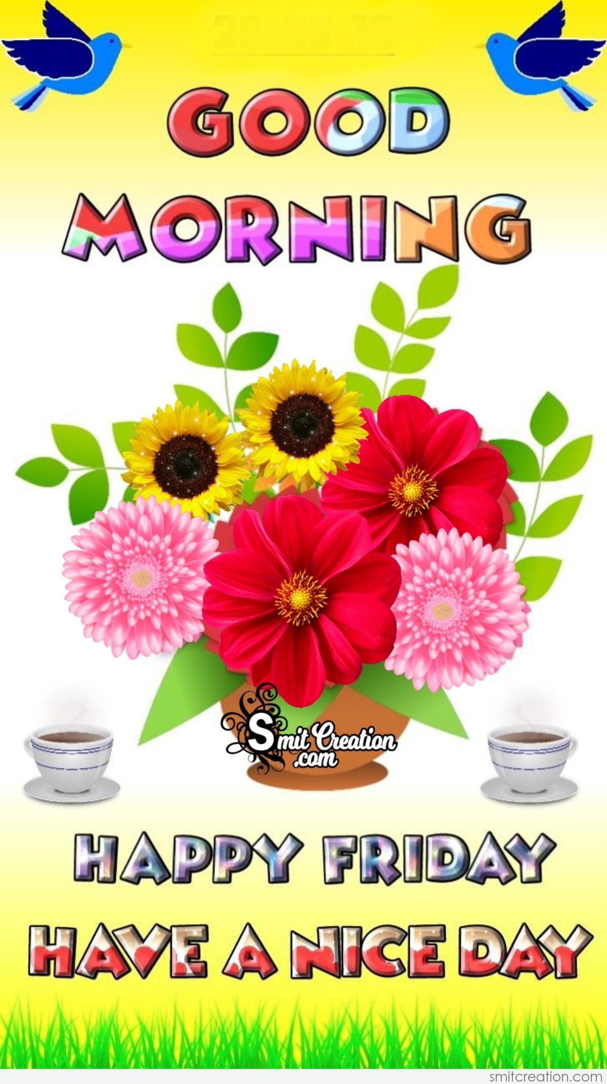 download good morning friday photos