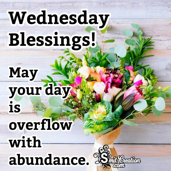 Wednesday Blessing Wish