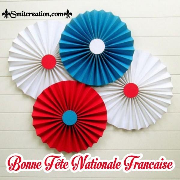 Bonne Fête Nationale Francaise