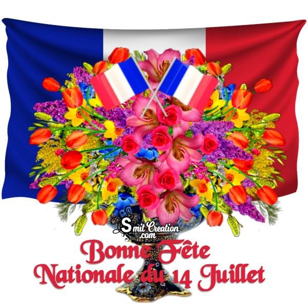 Bonne Fête Nationale du 14 Juillet
