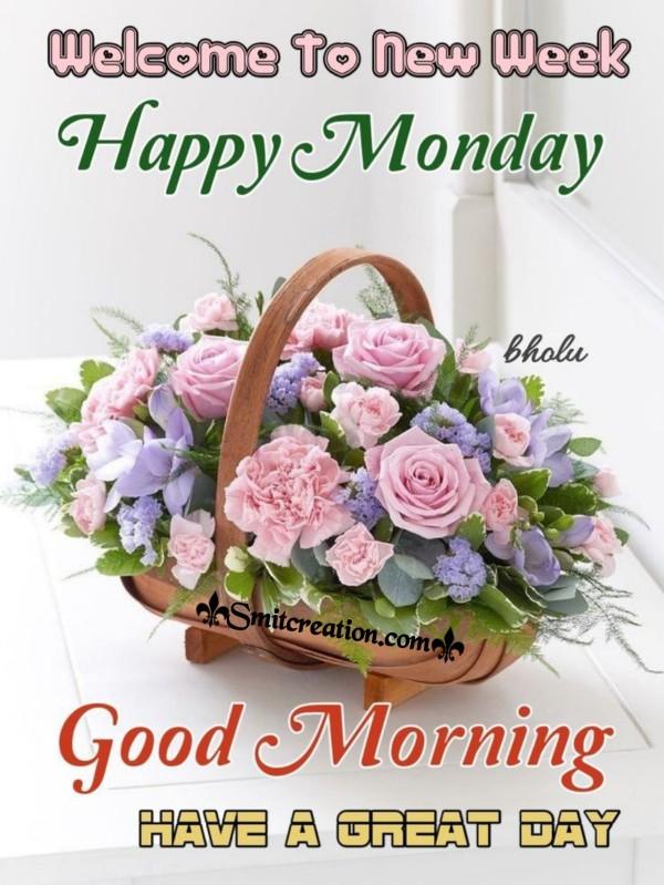 Happy Monday Bouquet