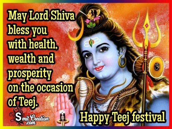 Happy Hariyali Teej Festival