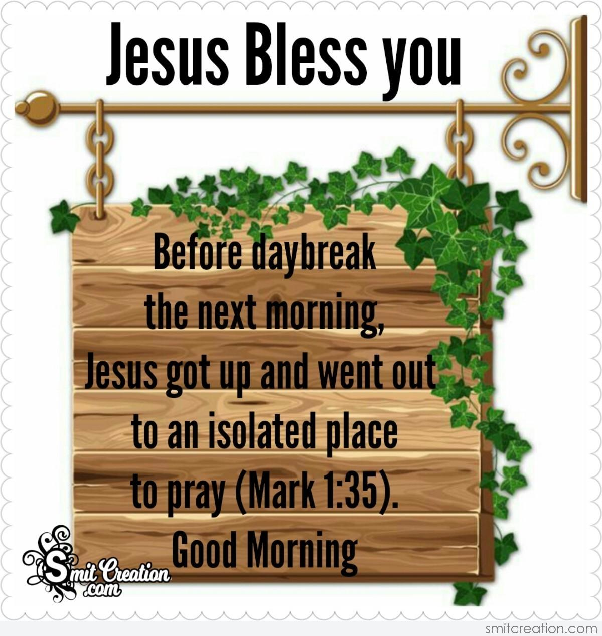 Good Morning Bible Verses Pictures and Graphics