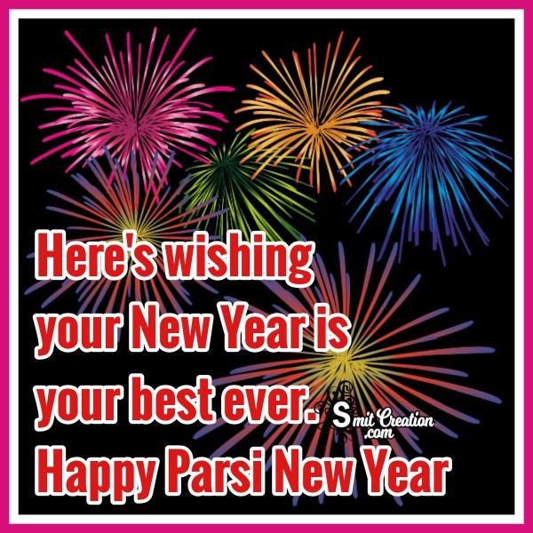 Best Parsi New Year Wish