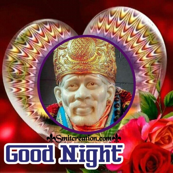 Good Night Saibaba
