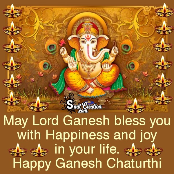 Blessed Ganesh Chaturthi