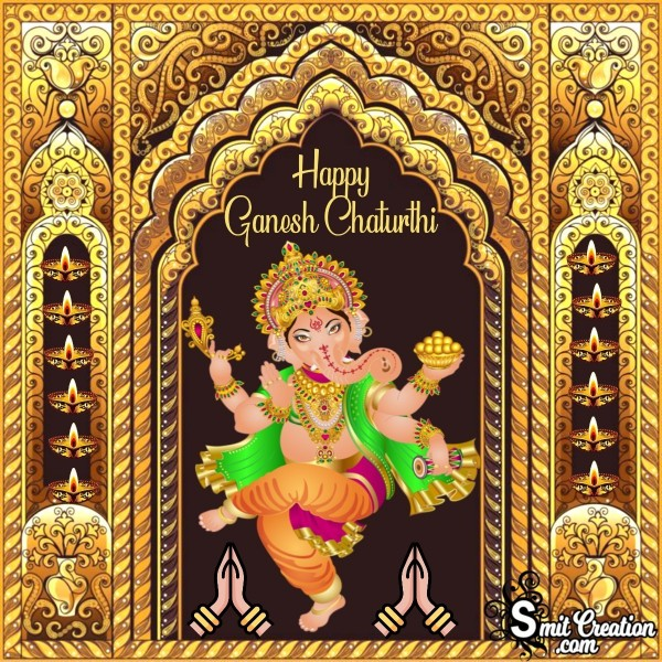 Happy Ganesh Chaturthi Greetings