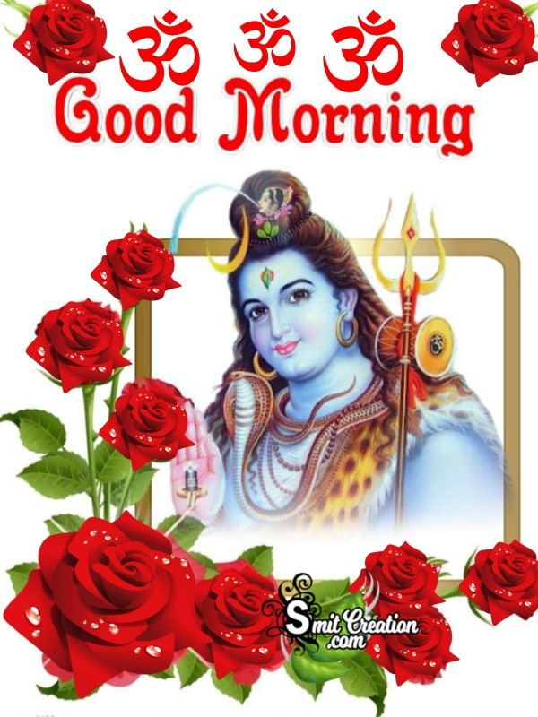 Good Morning Shiv Shankar