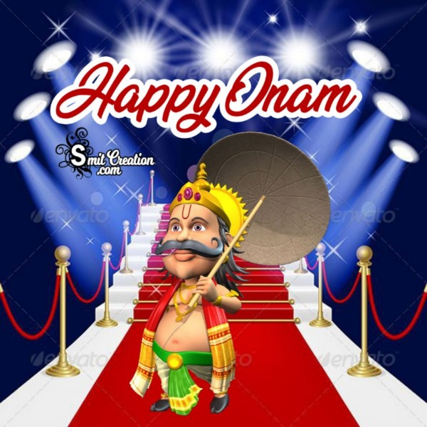 Happy Onam Card