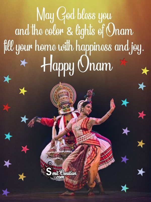 Happy Onam Blessings
