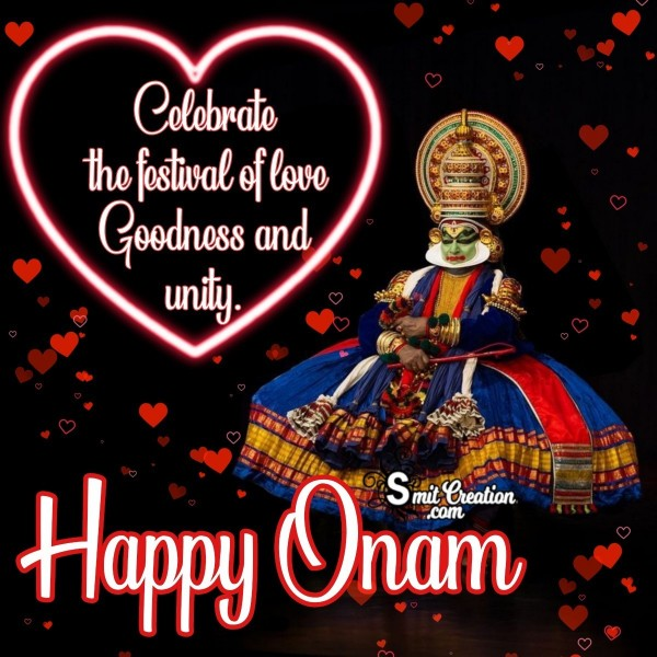 Happy Onam Quote