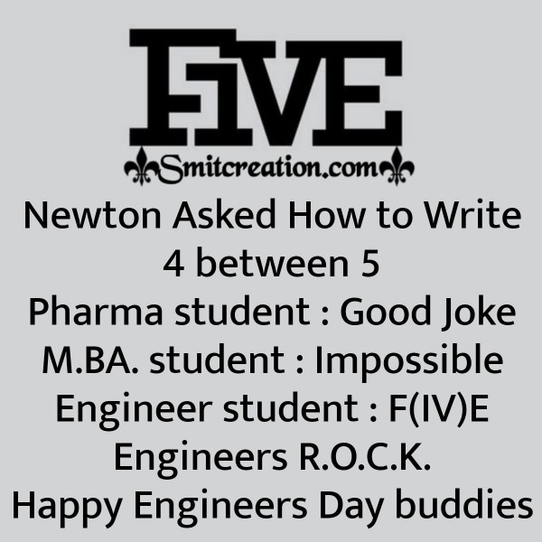 Happy Engineers Day Wish