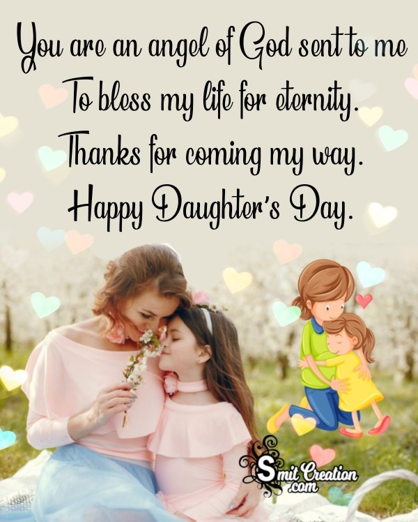 Daughters Day Wishes And Image